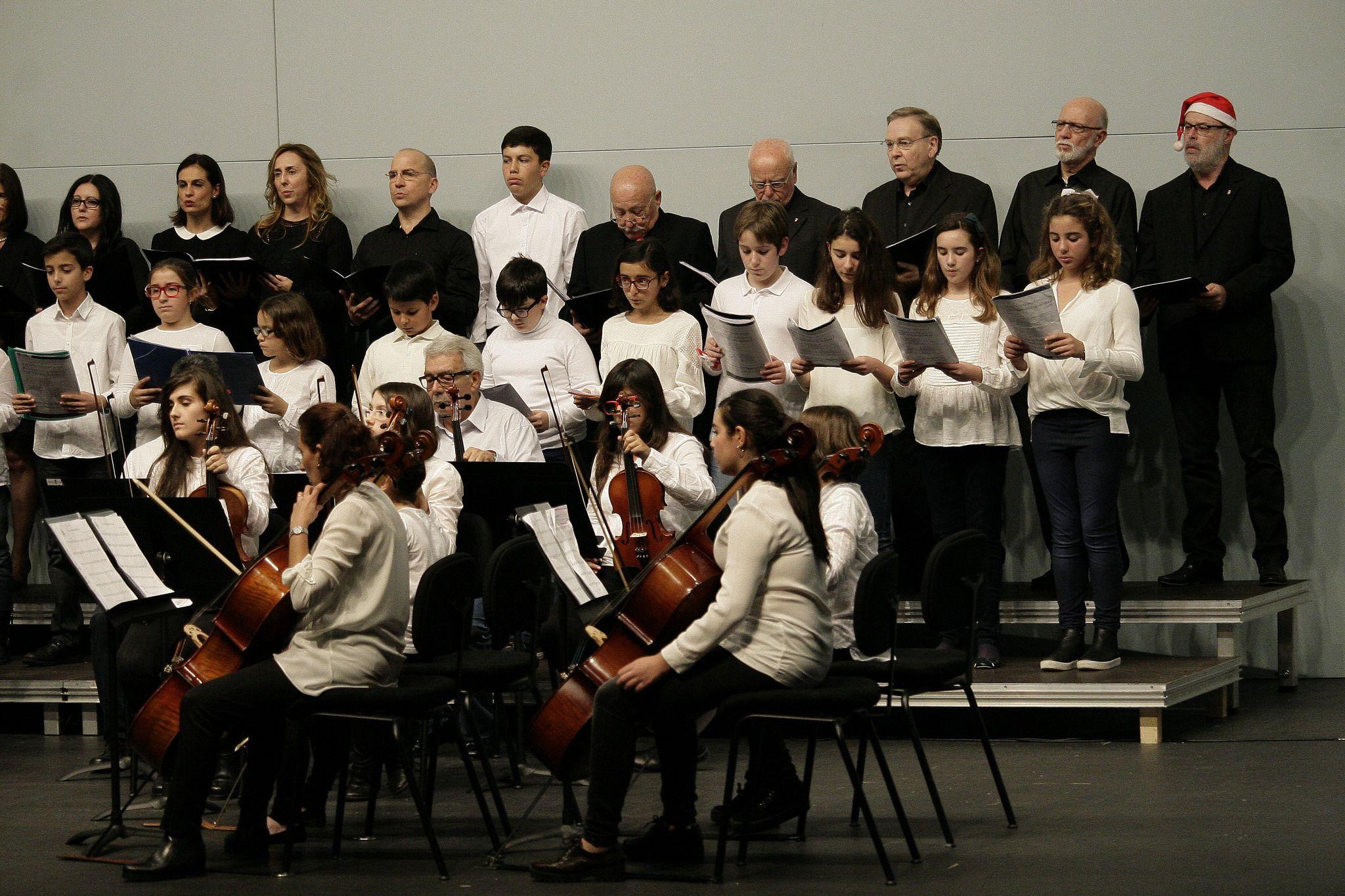 Concierto de Navidad del Conservatorio