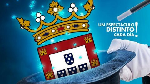 I FESTIVAL NACIONAL DE MAGIA. CIUDAD DE CEUTA.