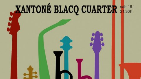 XANTONÉ BLACQ QUARTET